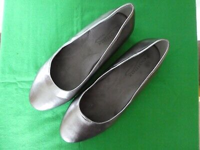Pavers Womens Shoes - Pewter - Size 8 • 7.99£