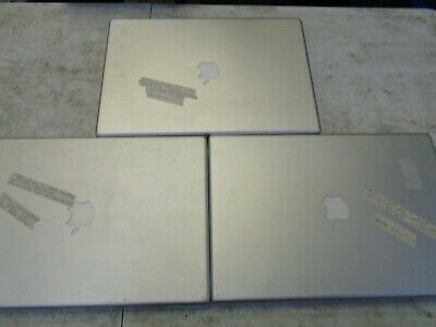 $ CDN99.10 • Buy Lot Of 3 AS IS Apple Macbook Pro 15  A1211 A1260 C2D MA609LL/A MB133LL/A Laptops