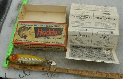 $ CDN14.03 • Buy Vintage Heddon Wounded Spook With Box