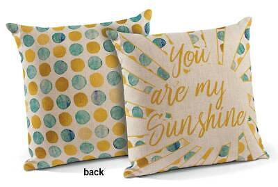 You Are My Sunshine 18  Decorative Pillow • 22.19£
