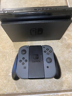 $ CDN289.40 • Buy Nintendo Switch Console With Dock/charger Handheld System Only Used Once! FS!