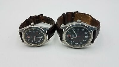 Victorinox Swiss Army His/Hers Watch Lot  MM070 • 8.05£