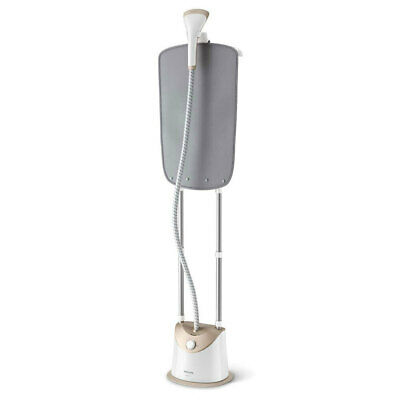 AU159.95 • Buy Philips 1800W EasyTouch Compact GC488/60 Garment Steamer Clothes Ironing WH/GD
