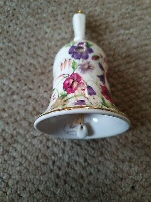 The Regal Bone China Porcelain Bell • 1.30£