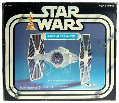 $ CDN632.74 • Buy Vintage Kenner Star Wars Imperial TIE-Fighter Complete W/Instruction & Box Works