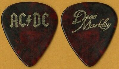 $ CDN130.27 • Buy AC/DC 1986 Blow Up Your Video Concert Tour Vintage Angus Young Stage Guitar Pick