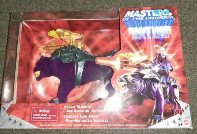 $69.99 • Buy Masters Of The Universe Panthor 2002 MOTU Mattel Brand New Sealed