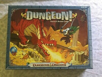 AU20 • Buy Dungeons And Dragons Fantasy Board Game. Very Good Condition.