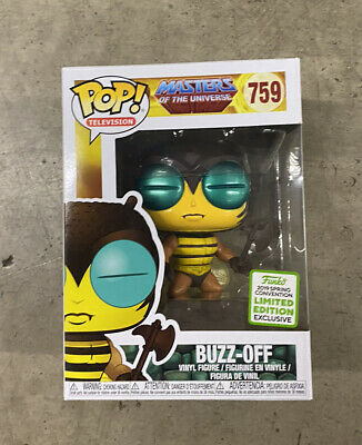 $24.99 • Buy Funko Pop! Buzz-Off Masters Of The Universe 2019 Spring Convention ECCC FYE #759