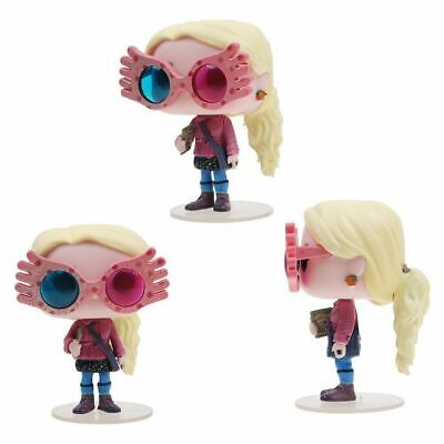 FUNKO POP Harry Potter Luna Lovegood With Glasses Figure Collection Toy #41 Gift • 11.84£