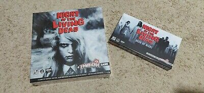 AU212.26 • Buy Night Of The Living Dead: A Zombicide Board Game - Kickstarter Dead Of Night