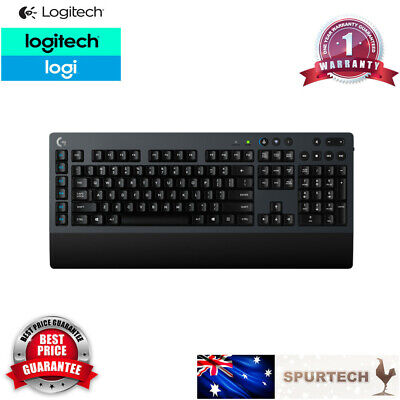 AU108 • Buy Logitech G613 Wireless Mechanical Gaming Keyboard Lightspeed Bluetooth