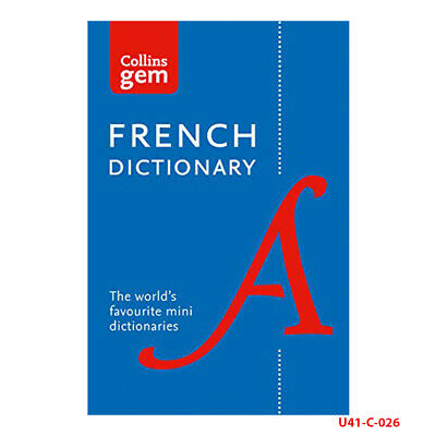 £4.49 • Buy French Gem Dictionary: The World's Favourite Mini Dictionaries (Collins Gem)