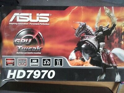 ASUS HD7970 3GB GDDR5 *boxed* • 120£
