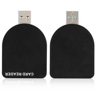 $ CDN19.60 • Buy USB 3.0 Card Reader Universal Portable Card Reader For D4 D5 D500 XQD Cameras