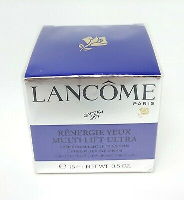 Lancome Renergie Multi-Lift Ultra Eye Cream 15ml - New In Box • 44.99£