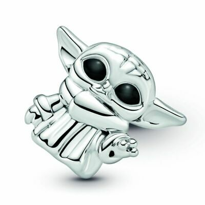 AU64.99 • Buy PANDORA Charm Sterling Silver ALE S925 STAR WARS THE CHILD 799253C01 *IN STORE*
