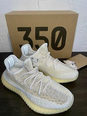 $ CDN379.77 • Buy Adidas Yeezy Boost 350 V2 NATURAL FZ5246 Abez YZY 100% Authentic Size 6-13