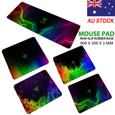 AU22.99 • Buy Razer Mouse Pad Gaming Mouse Mat