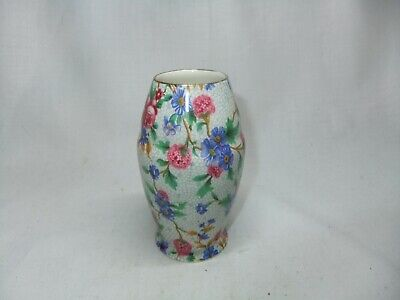 $ CDN8.83 • Buy Royal Winton Grimwades Old Cottage Chintz Floral Bud Posy Vase