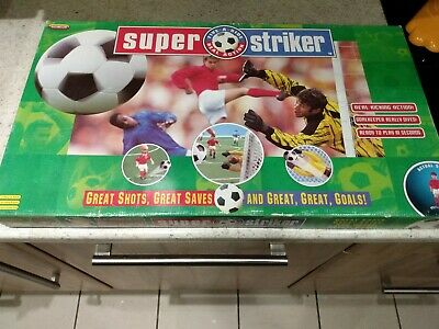 1990s Super Striker Football Game By Spears Games. • 12.50£