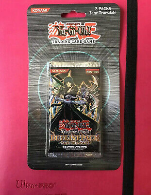 Yugioh Zane Truesdale Duelist Blister Pack Rare New And Sealed Very Hard To Find • 20£