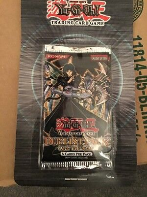 Yugioh Zane Truesdale Duelist Blister Packs X20 Very Very Rare Find - Old Stock • 300£