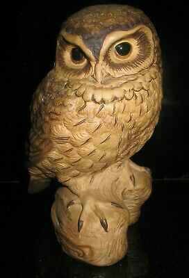 Vintage Bird Poole Pottery Little Owl By Barbara Linley-adams Impressed Marks • 19.99£
