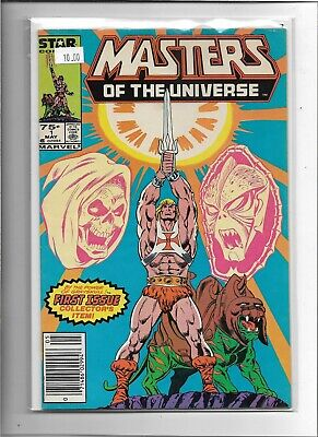$14 • Buy Masters Of The Universe #1 VF Condition Key Issue