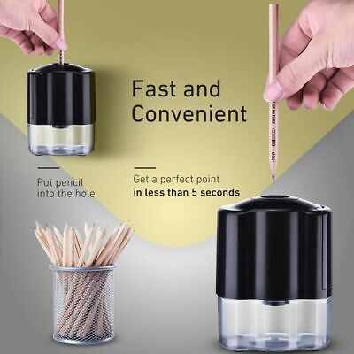 £7.99 • Buy New Automatic Electric Pencil Sharpener, GEBN001AB