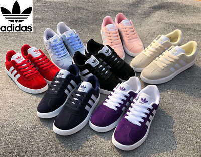 Brand New AD1DAS GAZELLE  Mens Womens Casual Sports Trainers Shoes Running Shoes • 19.99£