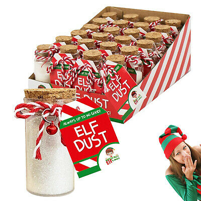 £3.29 • Buy Elf Accessories Props Elf Dust Mates On Shelf Advent Toy Christmas Game Jokes
