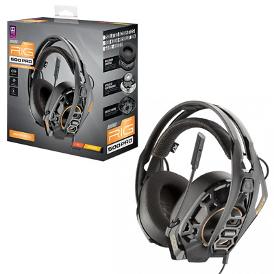 AU82.95 • Buy RIG 500 Pro HA Wired Gaming Headset NEW