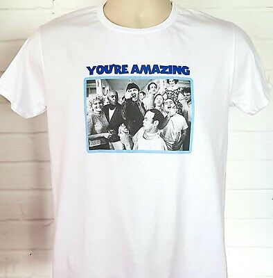 £12 • Buy L T-shirt You're Amazing. One Flew Over The Cuckoo's Nest.