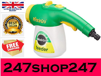 Miracle-Gro Feeder Filled With All Purpose Soluble Plant Food • 16.45£