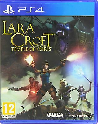 Lara Croft And The Temple Of Osiris PS4 Game • 13.69£