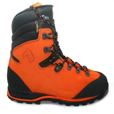 Haix Protector Forest Chainsaw Boots - Orange • 260£