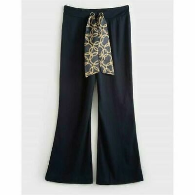 AVON ~ Ladies Wide Leg, Tie Front Trousers ~ Size 14 (Brand New Wrapped) • 19£