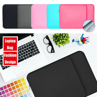 Laptop Sleeve Case Carrying Bag Cover Notebook Pouch For Apple MacBook Lenovo  • 7.35£