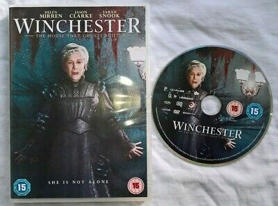 Winchester DVD Based On  A True Story Helen Mirren  • 2.89£