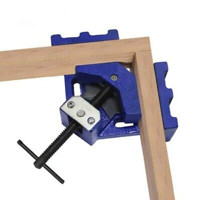 £12.95 • Buy 90° Mitre Right Angle Corner Clamp Welding Woodworking DIY Tool Photo Frames