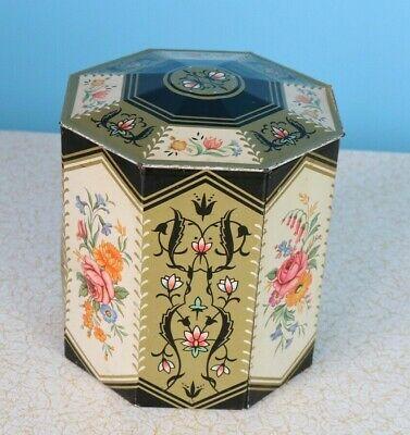 £10 • Buy 1950s Vintage Edward Sharp & Sons Toffee / Sweet Tin