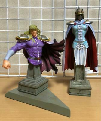 $ CDN252.01 • Buy USED Fist Of The North Star 1/6 Statue Vintage Rare Shin & Yuria From Japan