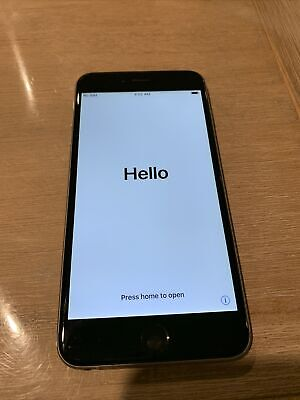 AU259 • Buy Apple IPhone 6 Plus - 128GB - Space Grey (Unlocked) A1524 (CDMA + GSM)