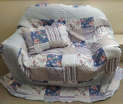 £28.99 • Buy King Size Quilted Bedspread