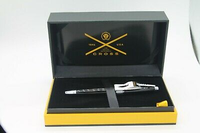 Cross Apogee Black Star Lacquer Pen In A Good Quality Presentation Case  • 37.50£