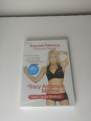 The Tracy Anderson Method: Total Cardio Workout [DVD] Fitness Home Workout  • 3.49£