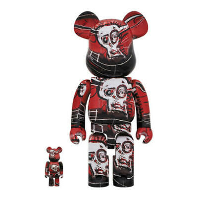 $294 • Buy Medicom Toy BE@RBRICK Lucky Cat Silver Black 400% 100% Manekineko Bearbrick New