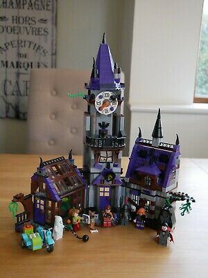 Lego Scooby Doo Mystery Mansion 75904 Retired Set. Boxed With Instructions • 124.99£