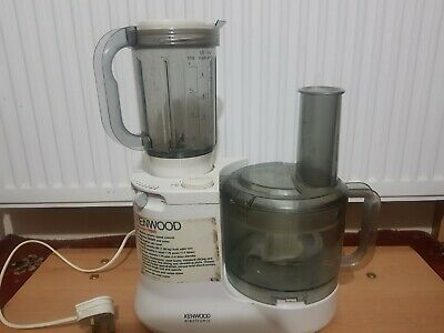Vintage Kenwood Gourmet Food Processor FP505 With Accessories  • 23.50£